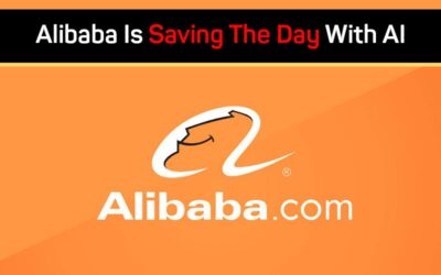 How Alibaba is Using AI to Save The Day
