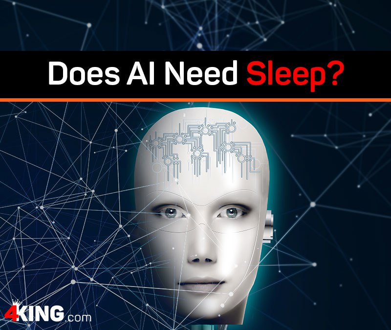Does AI Need Sleep?