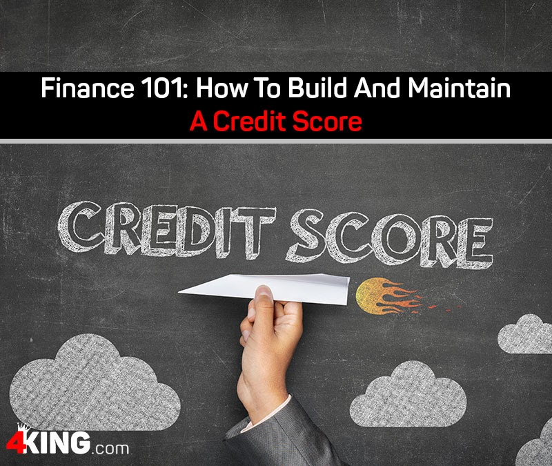 how to build and maintain a credit score