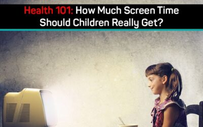 How Much Screen Time Should Children Really Get?