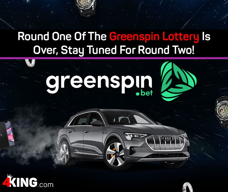 Round one of the Greenspin lottery