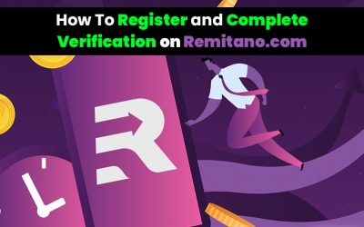How to register and complete verification on Remitano.com