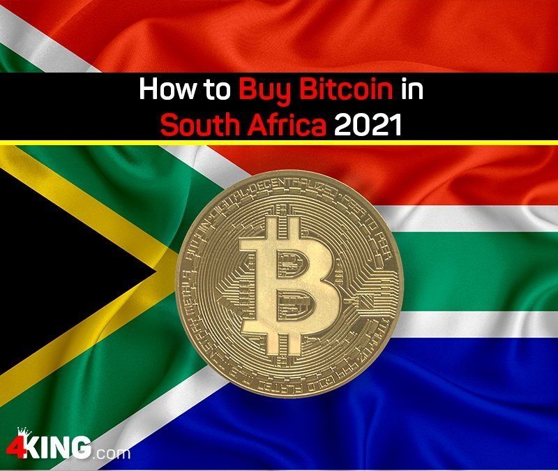 How to Buy Bitcoin in South Africa 2021